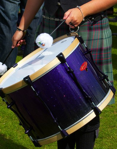 Scottish Power Tenor Drummer Worlds 2012