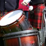 Simon Fraser University Pipe Band, Grade 1 from Canada.