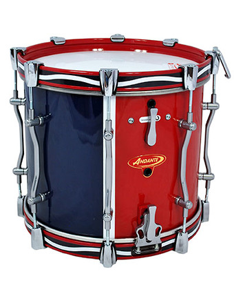 Advance Military Double Snare Military Pattern Drum
