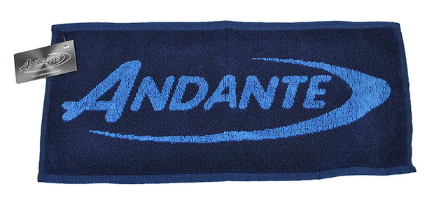 Andante Hand Towel Front View