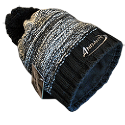 Andante Purl Knit Beanie