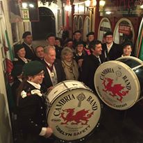 Cambria Flute Band from Wales, United Kingdom.