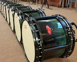 City of Invercargill Pipe Band from New Zealand for these brilliant photos of their brand new NG Reactors.