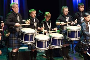 City of Inverness Youth PB from Scotland for these brilliant pictures of the band. Fantistic to see!