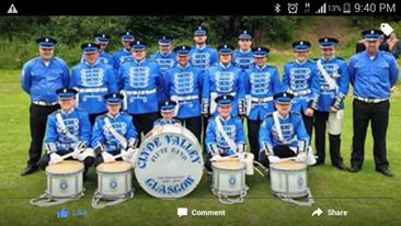 Clyda Valley Flute Band from Glasgow for this great picture of the band.