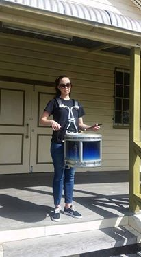 What a brilliant pic of Danielle Brady from Maclean & District PB, NWS Australia sporting with her new custom finish NG Reactor.