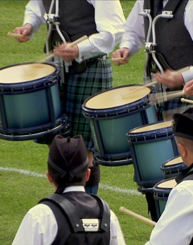 Inveraray & District Pipe Band