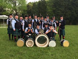 Knoxville Pipes & Drums from Tennessee USA, for sending in this great photo.