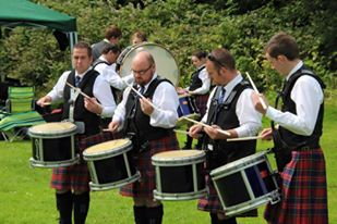 Matt Boyd Memorial PB from Pomeroy Co.Tyrone Northern Ireland for the pictures of the band performing.