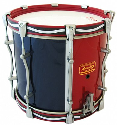 Advance Military Single Snare Military Pattern Drum