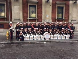 Pride of Ballinran from Kilkeel Northern Ireland for these very impressive photo's of the guys.