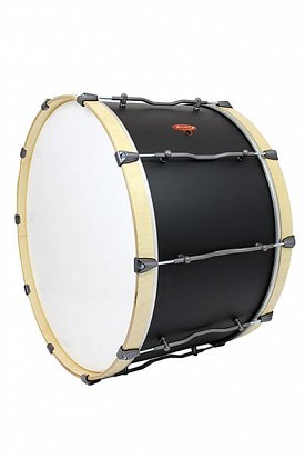 Side View of the Pro Bass Drum