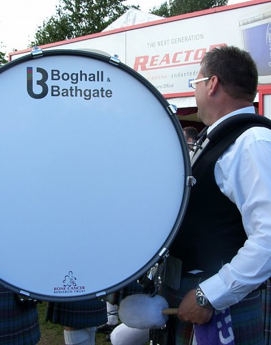 Boghall & Bathgate Worlds 2013