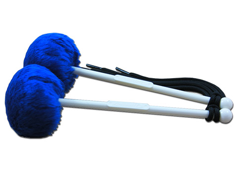 Quantum Tenor Drumsticks Blue