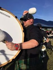The Harp & Thistle Pipe Band form Naples, Florida USA